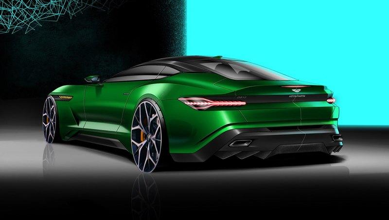 Here's a Stunning Example of What the Aston Martin DB12 Could Look Like