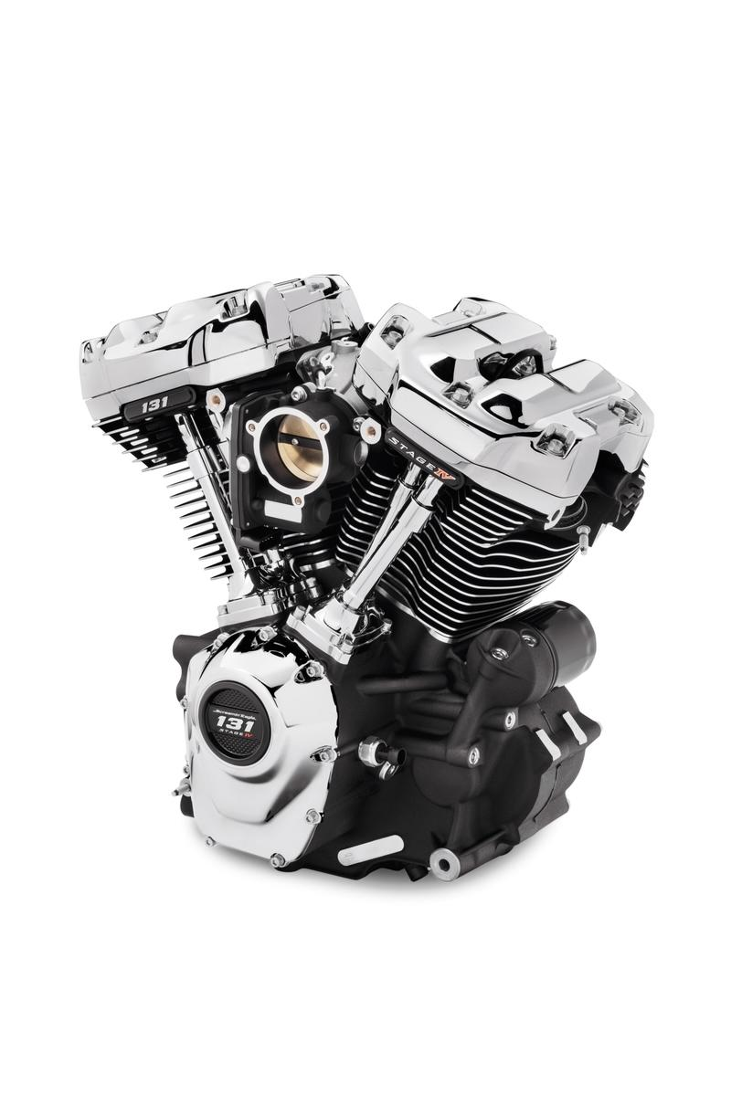 Harley-Davidson unveiled their biggest V-Twin ever: SCREAMIN' EAGLE 131 CRATE ENGINE Exterior - image 883117