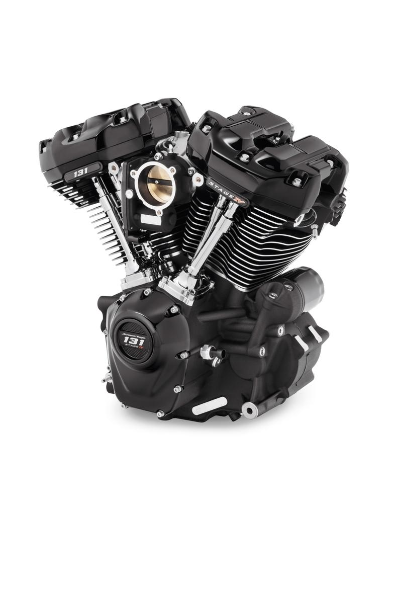 Harley-Davidson unveiled their biggest V-Twin ever: SCREAMIN' EAGLE 131 CRATE ENGINE Exterior - image 883118