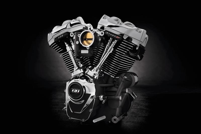 Harley-Davidson unveiled their biggest V-Twin ever: SCREAMIN' EAGLE 131 CRATE ENGINE Exterior - image 883119