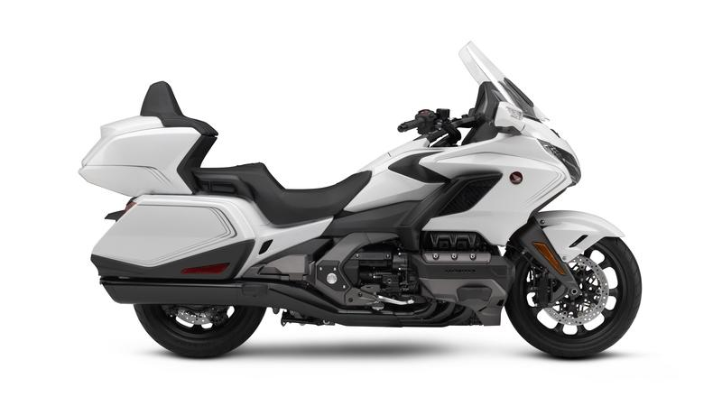 2020 Honda Gold Wing Tour
