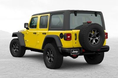 2020 Jeep Wrangler Rubicon Xtreme-Trail Rated Exterior - image 881644