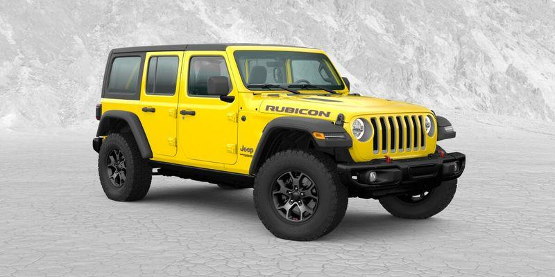 2020 Jeep Wrangler Rubicon Xtreme-Trail Rated