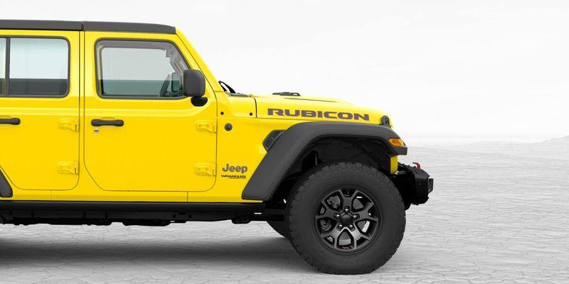 2020 Jeep Wrangler Rubicon Xtreme-Trail Rated Exterior - image 881636