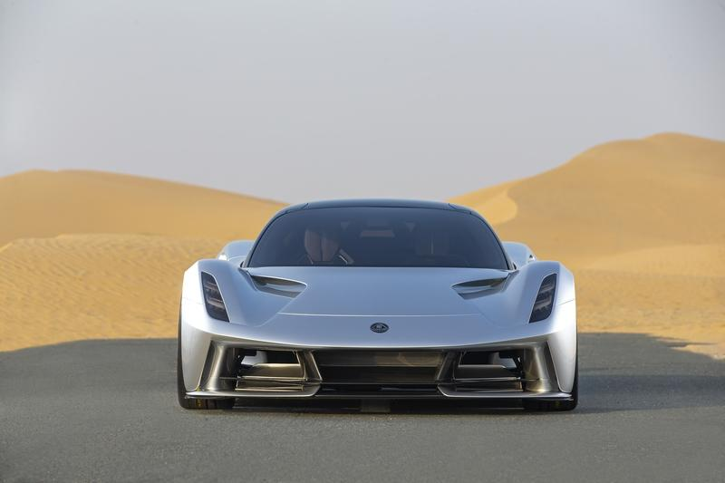 The $3 Million Lotus Evija Is Already Sold Out for 2020; Major Testing Underway