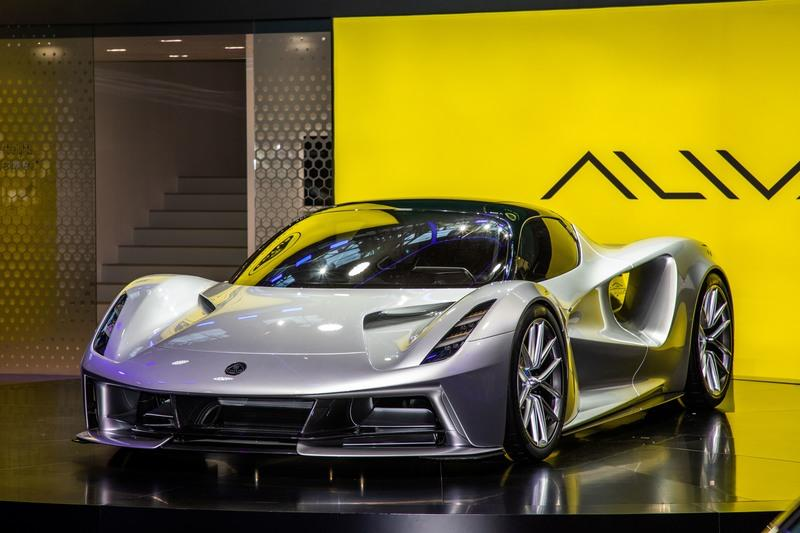The Lotus Evija Has Been Delayed, But Don't Blame Lotus