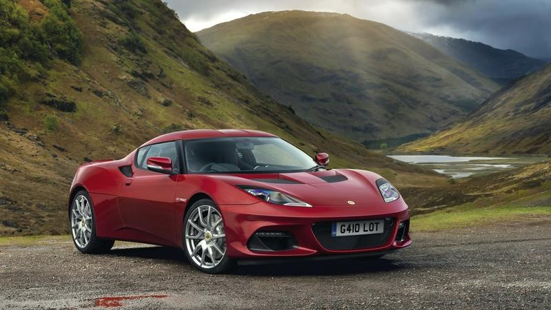 "2020 Lotus Evora GT410 ""Phil's Spec"""