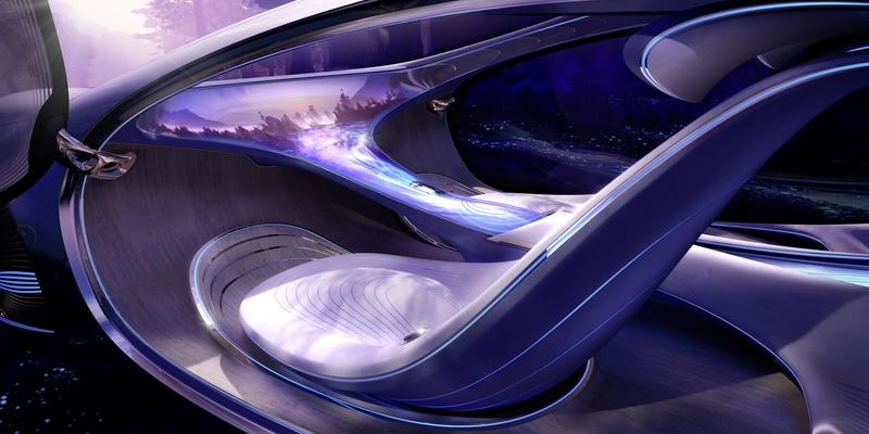 2020 Mercedes Vision AVTR - A Look Into the Impossible Future Interior - image 879271
