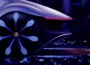 2020 Mercedes Vision AVTR - A Look Into the Impossible Future - image 879272