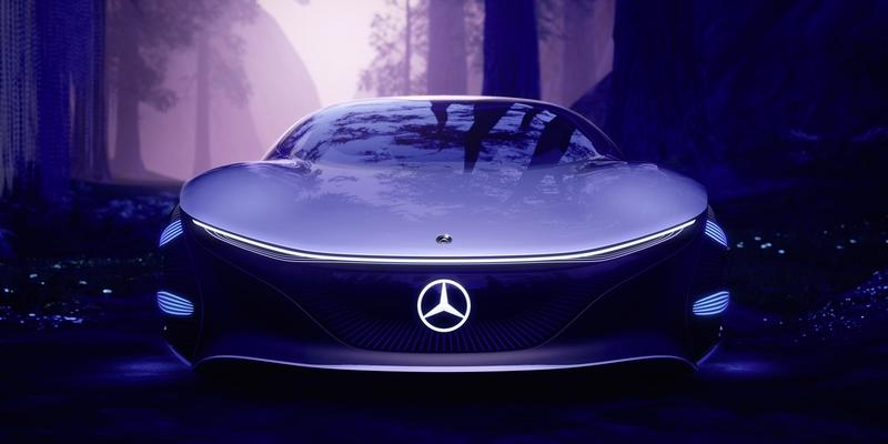 2020 Mercedes Vision AVTR - A Look Into the Impossible Future Exterior - image 879262