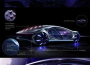 2020 Mercedes Vision AVTR - A Look Into the Impossible Future - image 879289
