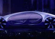 2020 Mercedes Vision AVTR - A Look Into the Impossible Future - image 879263