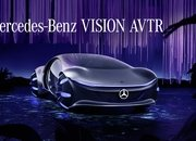 2020 Mercedes Vision AVTR - A Look Into the Impossible Future - image 879291