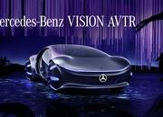 2020 Mercedes Vision AVTR - A Look Into the Impossible Future - image 879292