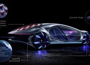 2020 Mercedes Vision AVTR - A Look Into the Impossible Future - image 879293