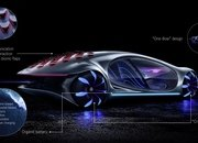 2020 Mercedes Vision AVTR - A Look Into the Impossible Future - image 879294
