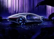 2020 Mercedes Vision AVTR - A Look Into the Impossible Future - image 879299