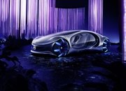 2020 Mercedes Vision AVTR - A Look Into the Impossible Future - image 879300