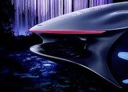 2020 Mercedes Vision AVTR - A Look Into the Impossible Future - image 879303
