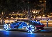 2020 Mercedes Vision AVTR - A Look Into the Impossible Future - image 879477