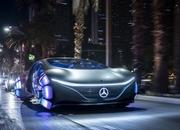 2020 Mercedes Vision AVTR - A Look Into the Impossible Future - image 879482