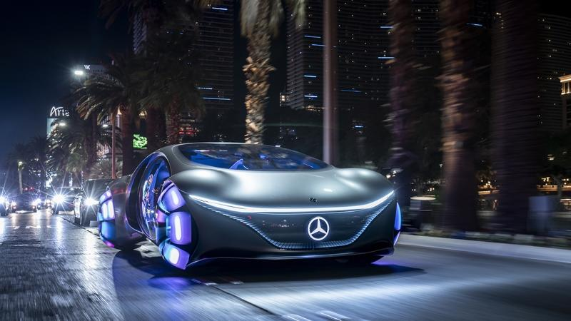 Mercedes Sets Its Sights on Organic Battery Technology