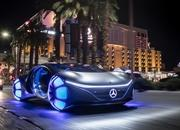 2020 Mercedes Vision AVTR - A Look Into the Impossible Future - image 879483