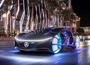 2020 Mercedes Vision AVTR - A Look Into the Impossible Future - image 879484