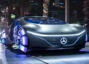2020 Mercedes Vision AVTR - A Look Into the Impossible Future - image 879486