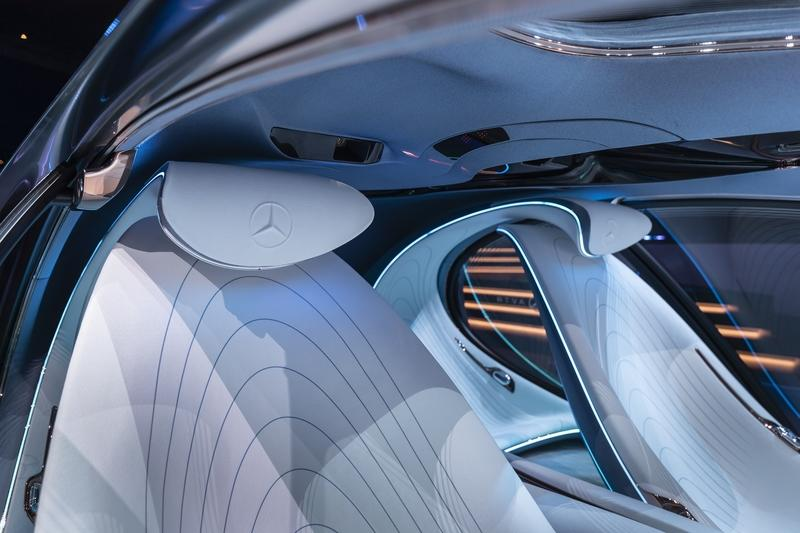 2020 Mercedes Vision AVTR - A Look Into the Impossible Future Interior - image 879489
