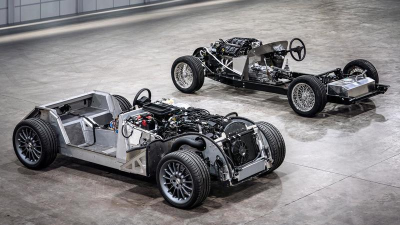 2020 Morgan Plus 4 70th Anniversary Edition