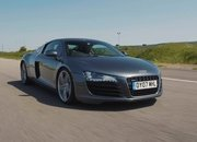 New Audi R8 Meets Old Audi R8 and The Real Winners Are Us - image 882400
