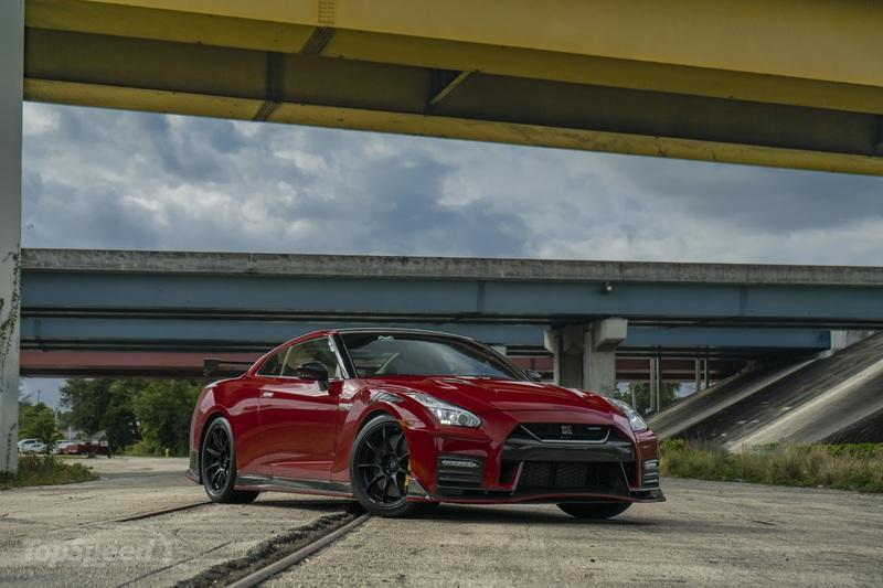 2020 Nissan GT-R Nismo - Driven