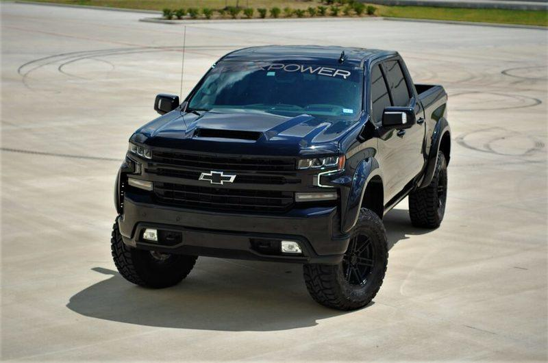 PaxPower Makes Its Own Raptor-Rival Silverado Called The