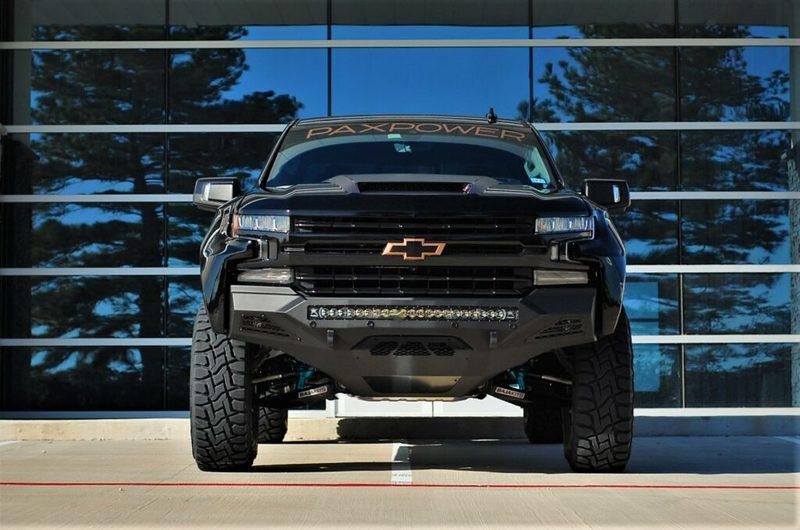 "PaxPower Makes Its Own Raptor-Rival Silverado Called The ""Jackal"" Exterior - image 882623"