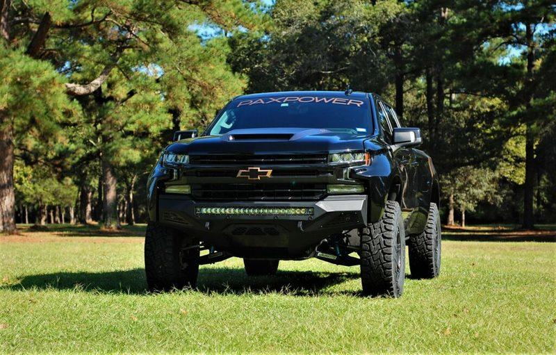 "PaxPower Makes Its Own Raptor-Rival Silverado Called The ""Jackal"" Exterior - image 882625"