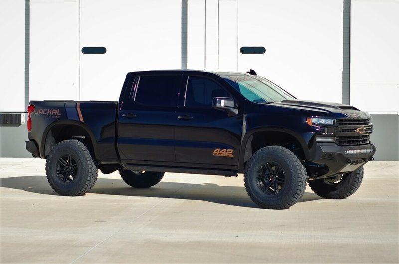 "PaxPower Makes Its Own Raptor-Rival Silverado Called The ""Jackal"" Exterior - image 882619"