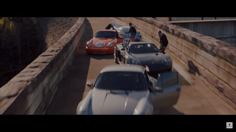 Porsche Returns to the Land of Super Bowl Commercials with an Electrifying Commercial - image 882387