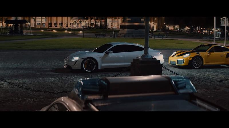 Porsche Returns to the Land of Super Bowl Commercials with an Electrifying Commercial - image 882390