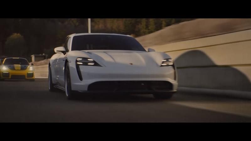 Porsche Returns to the Land of Super Bowl Commercials with an Electrifying Commercial - image 882391