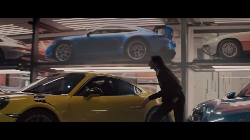 Porsche Returns to the Land of Super Bowl Commercials with an Electrifying Commercial - image 882380