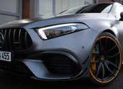 Renntech Can Push the Mercedes-AMG A45 Up to Nearly 600 Horsepower - image 879418
