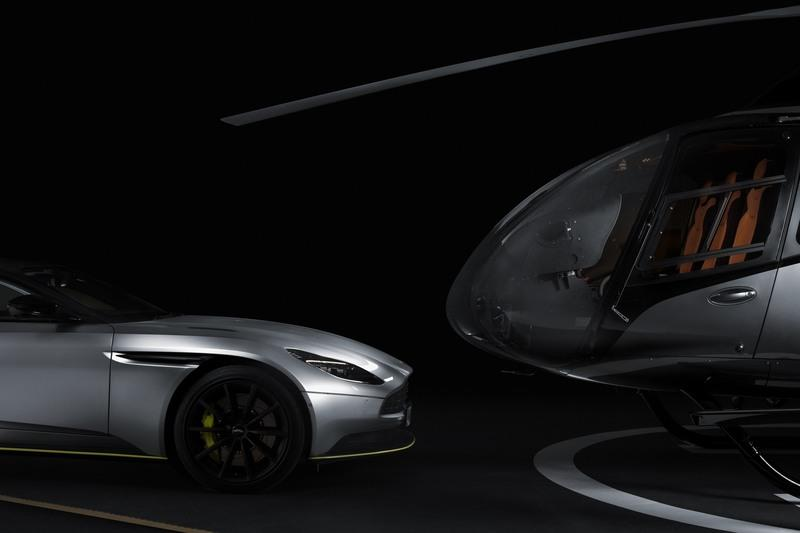 Take Your Love for British Luxury to the Sky with the Airbus ACH130 Aston Martin Edition - image 878881