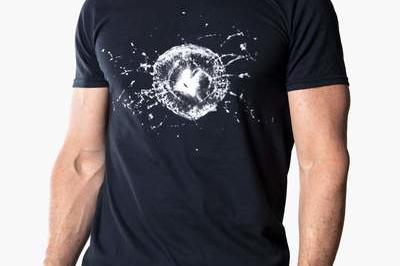 Tesla Makes A Bulletproof T-Shirt to Celebrate the Glass-Shattering Incident