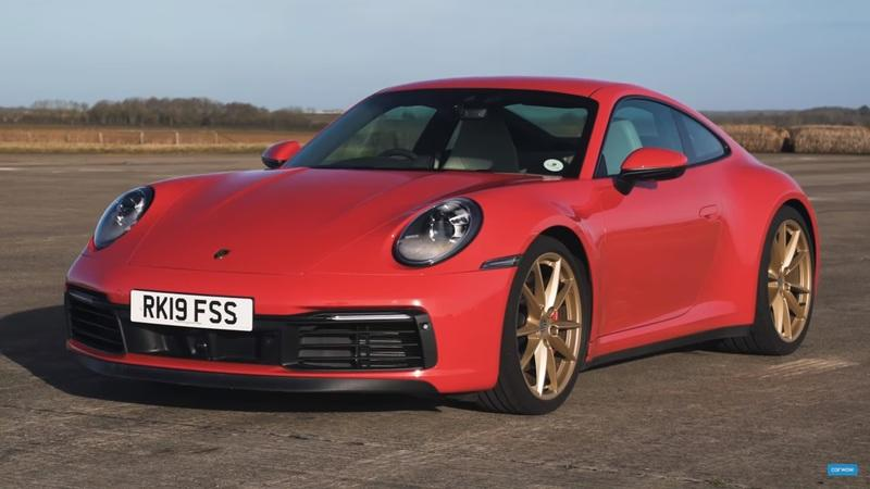 Tesla Model 3 Versus Porsche 911 Carrera S Makes For a Very Tight Affair