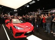 The First Production 2020 Chevy C8 Corvette Just Became the Fourth Most Expensive Vette Ever Sold at Auction - image 880928