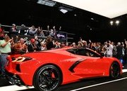 The First Production 2020 Chevy C8 Corvette Just Became the Fourth Most Expensive Vette Ever Sold at Auction - image 880929