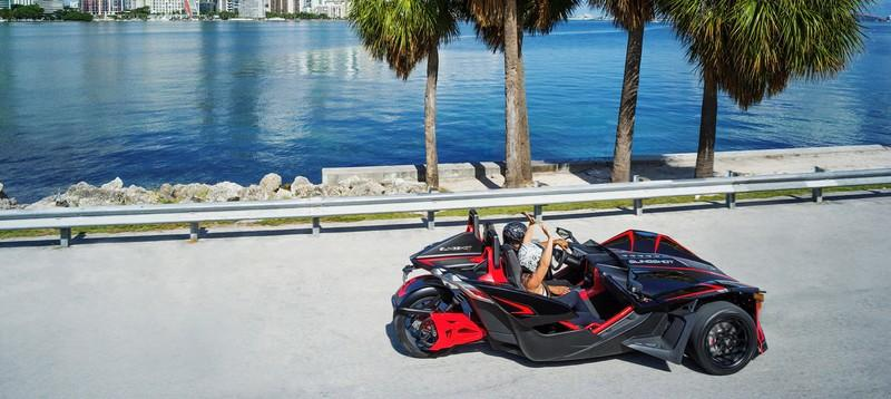 The 2020 Polaris Slingshot Can Be Had With An Auto Gearbox… Sort Of Exterior - image 881475