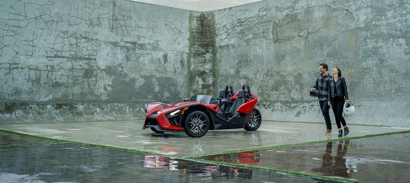 The 2020 Polaris Slingshot Can Be Had With An Auto Gearbox… Sort Of