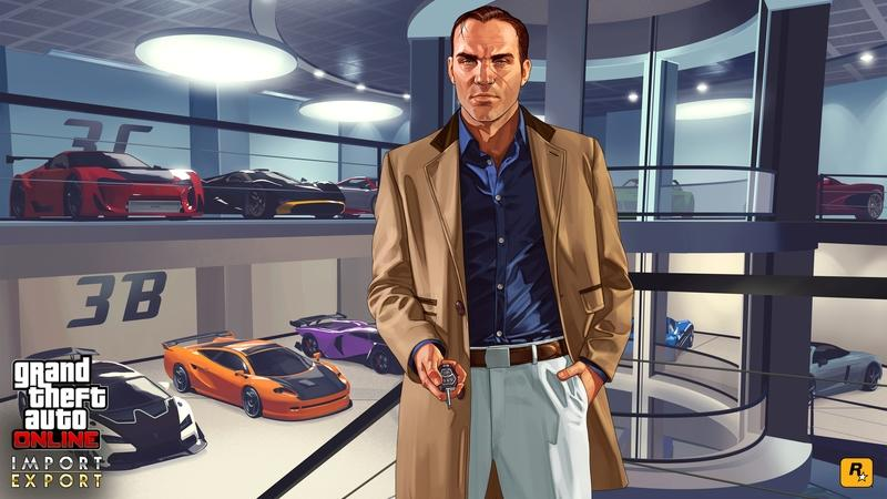 The Fastest Cars of Grand Theft Auto V